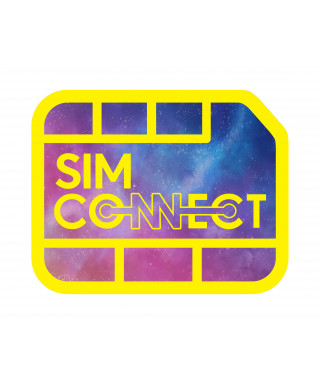 COMBO 9 CONNECT SIM - FREE 9 SIM GIFT